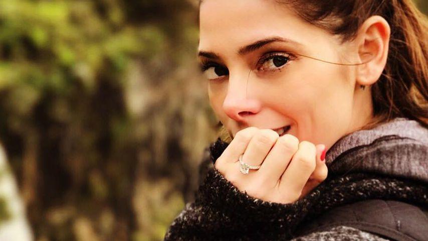 "Ja, sie will! ""Twilight""-Star Ashley Greene ist verlobt"