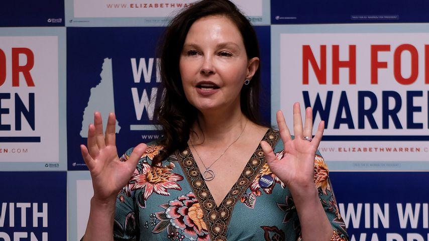 Beauty-Hate für Ashley Judd: Fans erkennen sie nicht wieder