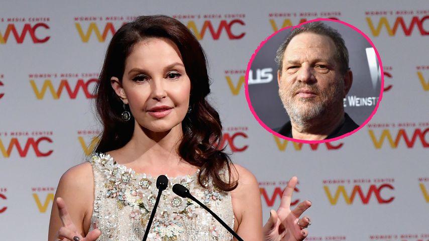 Ashley Judd: Mit diesem riskanten Deal entkam sie Weinstein