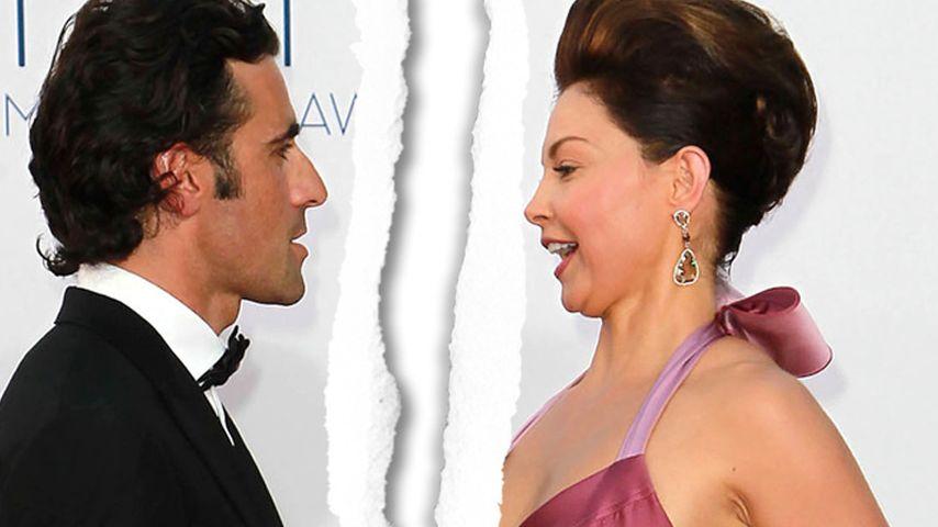 Ashley Judd: Trennung von Ehemann nach 11 Jahren
