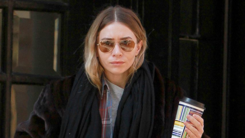 Unheilbar krank: Womit kämpft Ashley Olsen?
