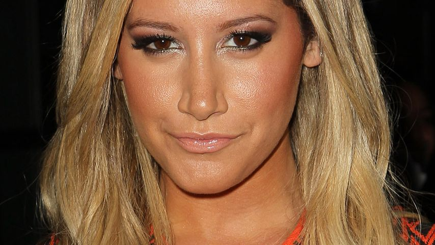 Ashley Tisdale: Morddrohungen von Twitter-Stalker