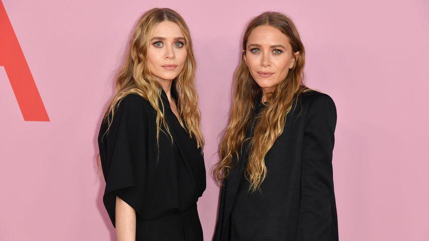 Ashley und Mary-Kate Olsen bei den Cfda Fashion Awards 2019