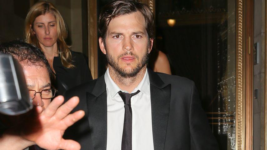 Wyatt-Fotos im Internet: Papa Ashton Kutcher ist stinksauer!