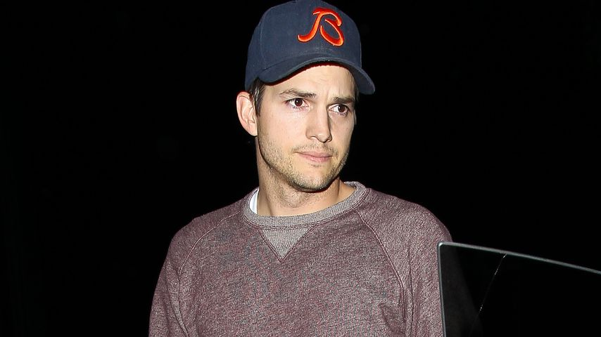 Neueste Finte: Betrog Ashton Kutcher seine Mila?