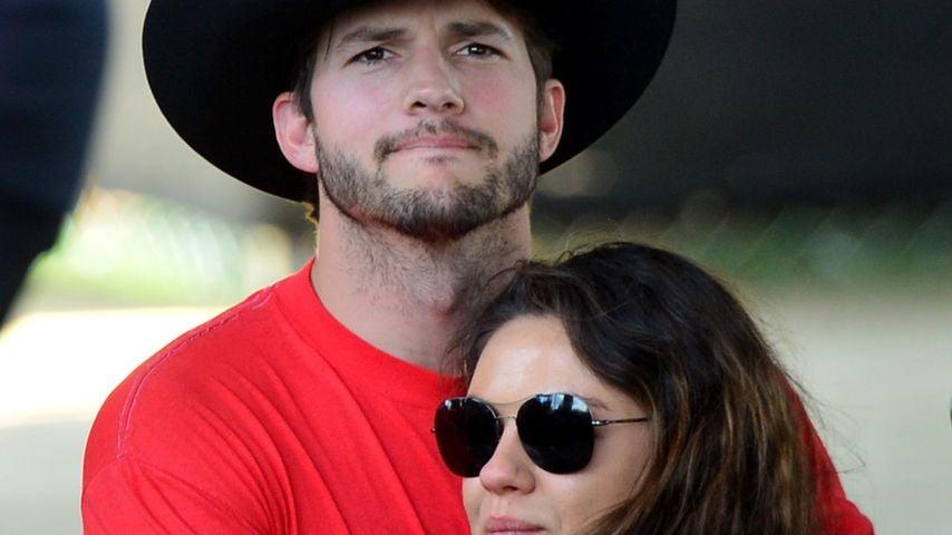 Heiße Mila! Ashton Kutcher prahlt mit Sexleben
