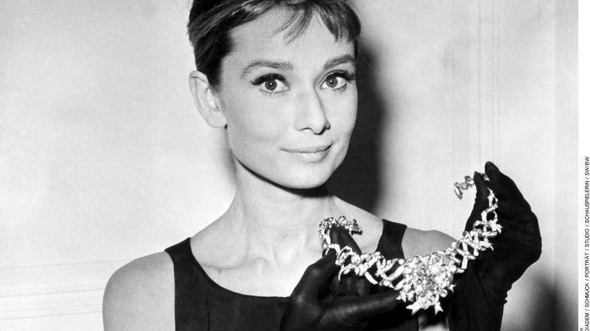 Audrey Hepburn im Jahr 1961