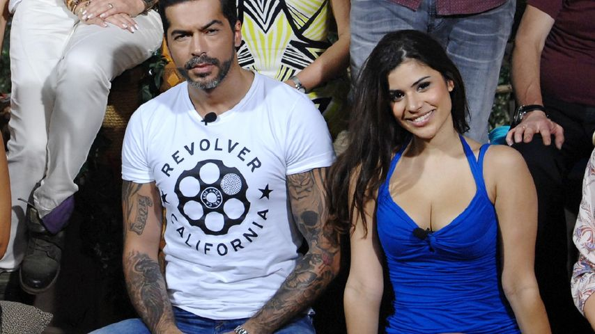 Dschungel-Nachwehen: Was geht bei Aurelio & Tanja?