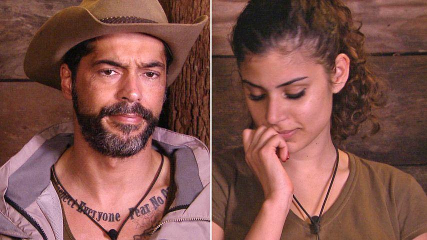 Aurelio mega genervt: Halt bloß die Klappe, Tanja!