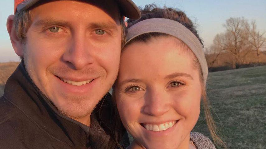 Austin und Joy-Anna Duggar Forsyth im Januar 2020