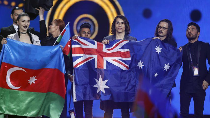 Große ESC-Verwirrung: Warum ist eigentlich Australien dabei?