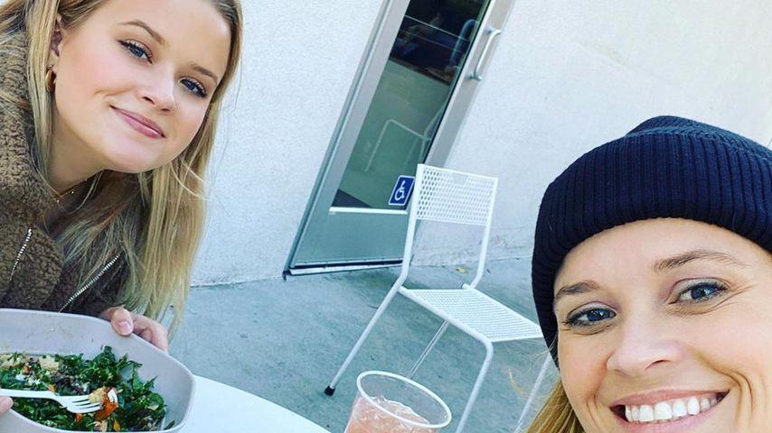 Reese Witherspoon und Tochter Ava könnten Zwillinge sein!