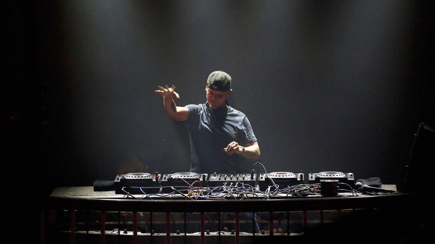 Avicii bei einem Auftritt in San Francisco im Jahr 2016
