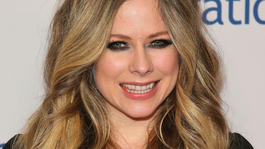 Avril Lavigne im November 2019 in Beverly Hills
