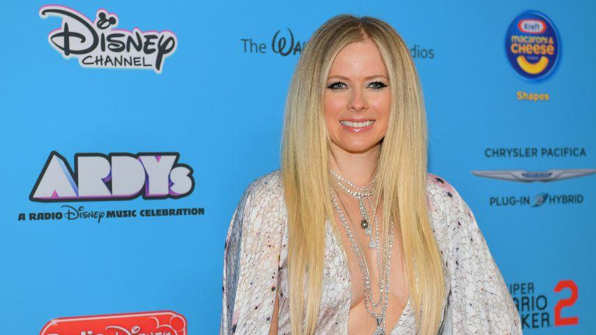Avril Lavigne im Juni 2019