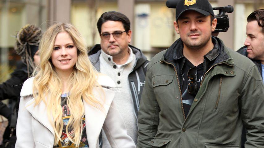 Avril Lavigne datet ihren neuen Freund schon seit einem Jahr