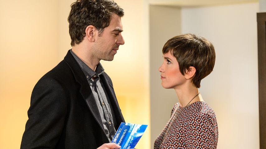 Isabell Horn und Carsten Clemens