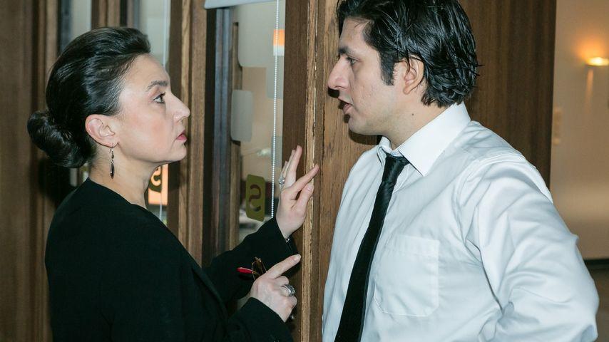 Tatjana Clasing und Francisco Medina