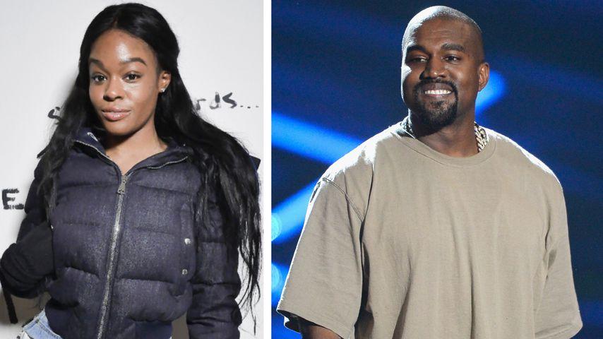 Rapperin Azealia Banks will Neu-Single Kanye West rumkriegen