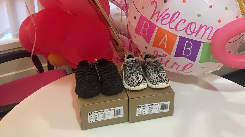 Kim Kardashians und Kanye Wests Geschenk für ihre Nichte Dream Renee