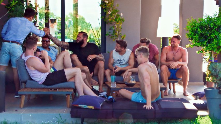 Bachelorette-Jungs der siebten Staffel