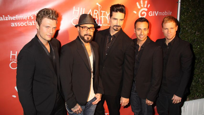 Backstreet Boys packen aus: Bittere Abrechnung mit 'N Sync