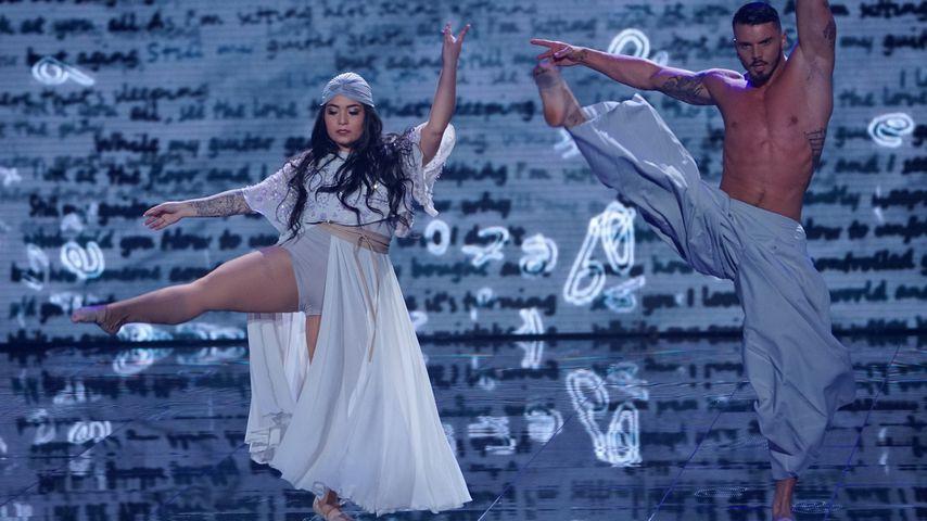 """Bahar im Finale von """"Dance Dance Dance"""""""