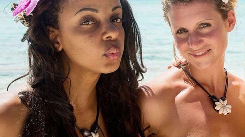 "Bahati 'Kolibri' Venus in der RTL-Show ""Adam sucht Eva"""