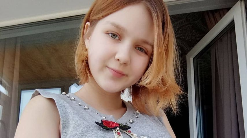 Bald-Mama Darya Sudnishnikova im April 2020