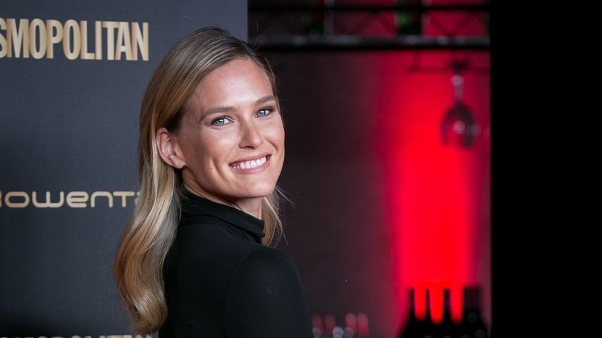 Bar Refaeli bei den Cosmopolitan Awards 2018