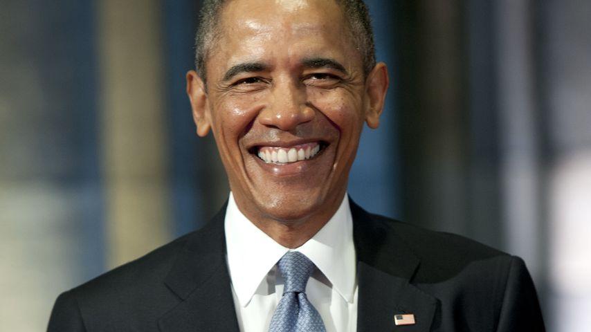 """Lustige Drake-Parodie: Präsident Obama rappt """"Hotline Bling"""""""