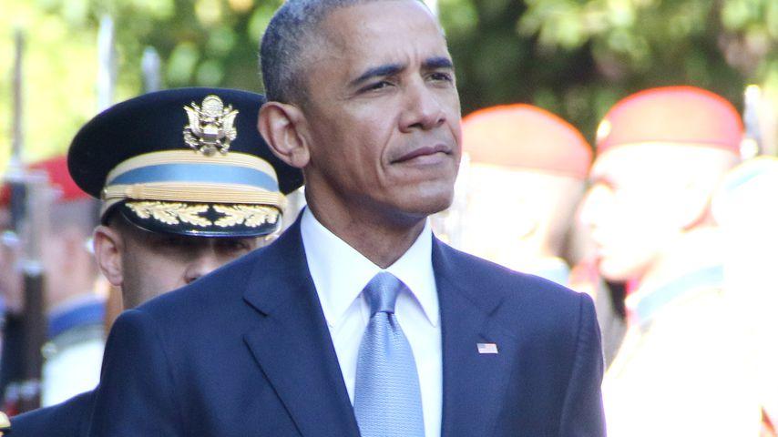 Barack Obama in Griechenland