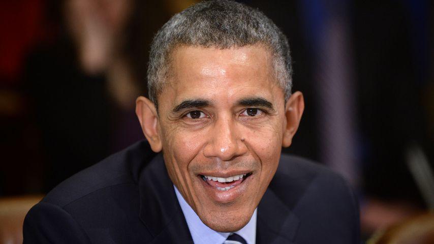 Barack Obama 2015