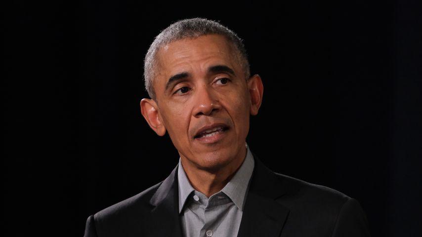Barack Obama in Berlin, 2019