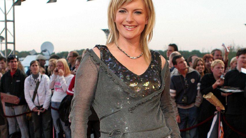 Barbara Eligmann beim Deutschen Fernsehpreis 2005