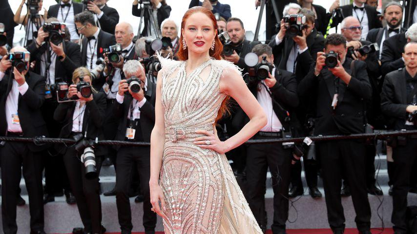 Barbara Meier beim 72. Filmfestival in Cannes 2019