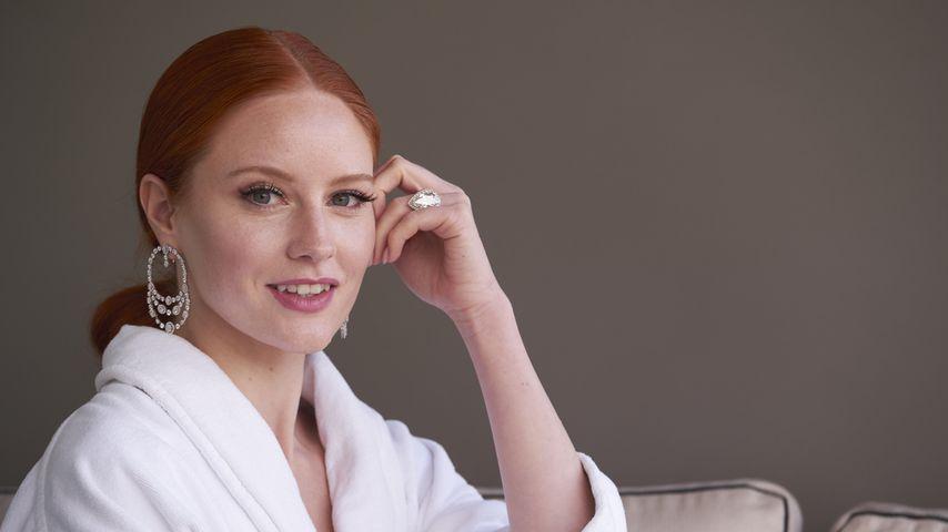 Barbara Meier im Januar 2019 in Beverly Hills