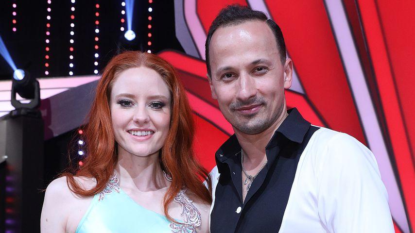"""Update von """"Let's Dance""""-Sergiu: So geht es Barbara Meier"""
