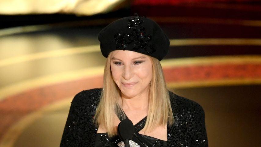 Barbra Streisand bei den Oscars 2019