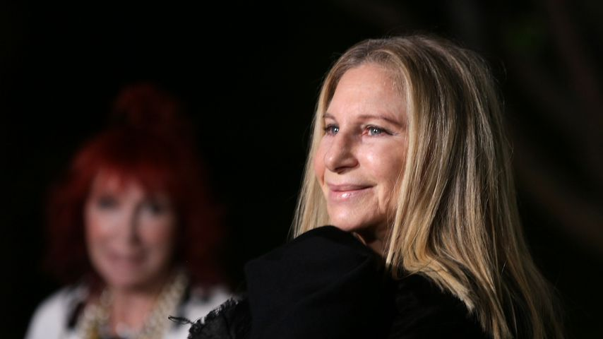 Barbra Streisand im Juni 2018