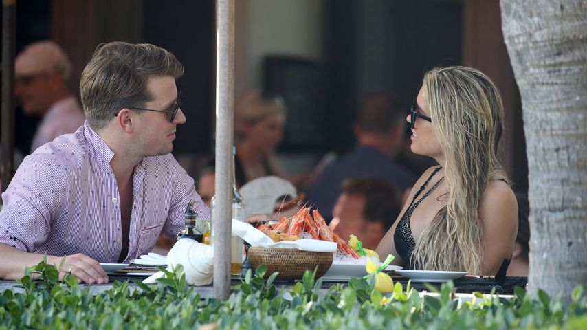 Bart Willemsen und Sylvie Meis in Miami