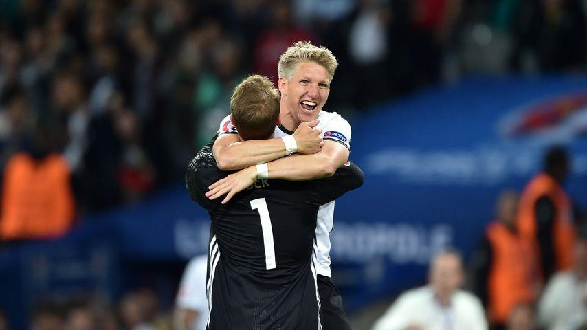 Schweini is back! Deutschland siegt mit 2:0 gegen Ukraine