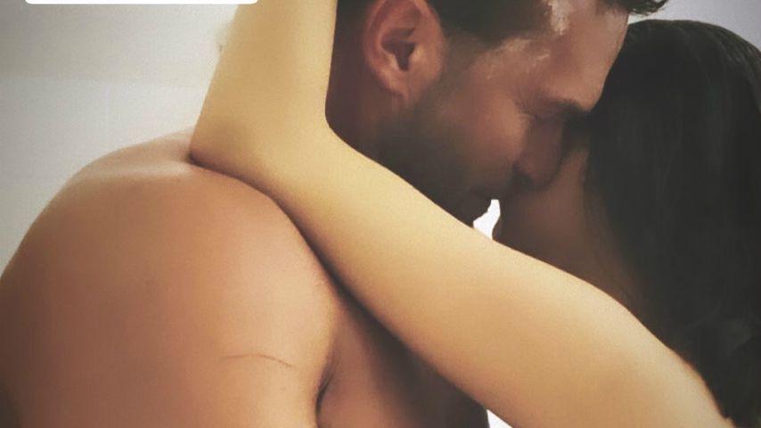 Huch! Bastian Yotta postet Nacktfoto mit Freundin Marisol