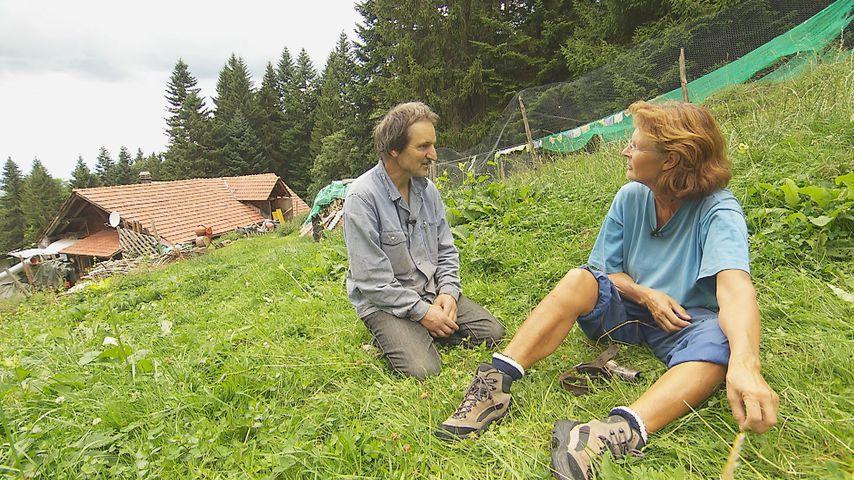 """Bauer André und Marlies bei """"Bauer sucht Frau"""" 2017"""