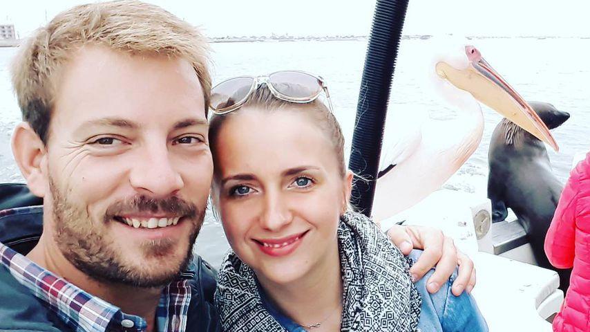 Bauer Gerald: Liebevoller B-Day-Gruß an seine Herzdame Anna