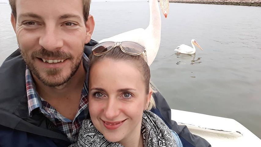 Bauer Gerald und seine Verlobte Anna