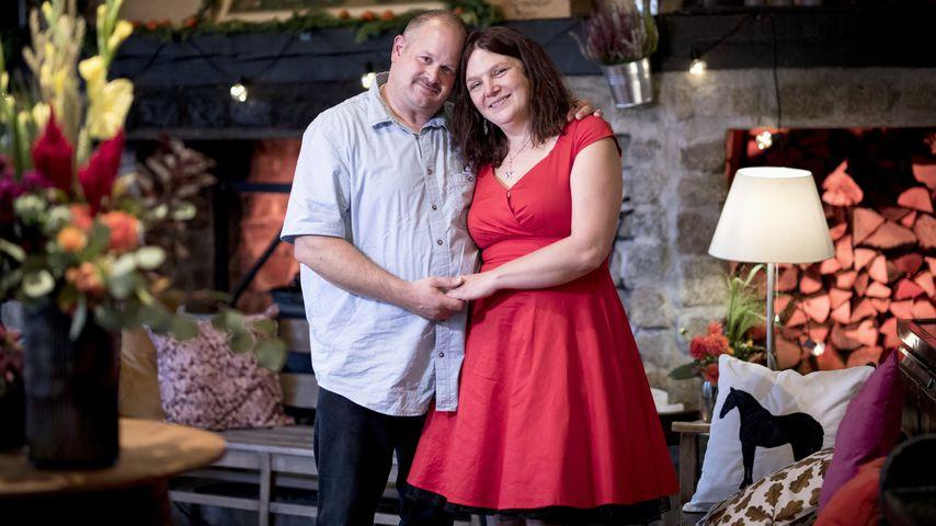 Hier sprachen Bauer Burkhard und Ex Tanja noch von Hochzeit!