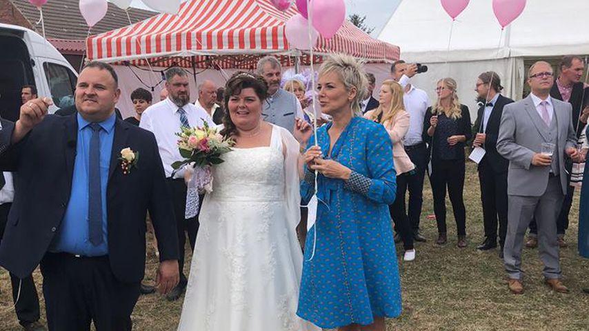 """""""Bauer sucht Frau""""-Knaller: Swen & Nancy haben geheiratet!"""