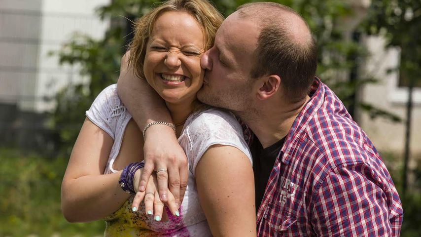 """Blind Wedding"": Baby nach TV-Ehe bei Bea & Tim?"