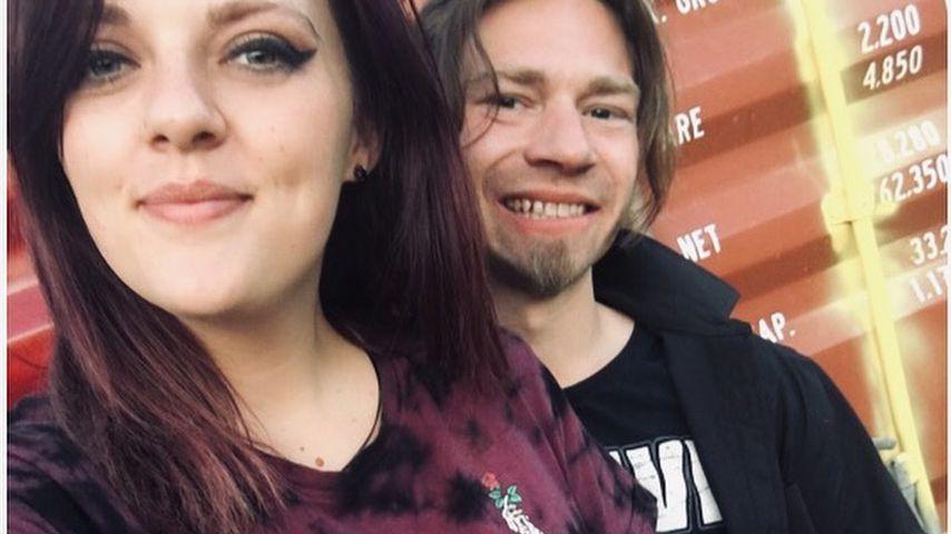 Bear Brown und Ex-Freundin Raiven, Juli 2019